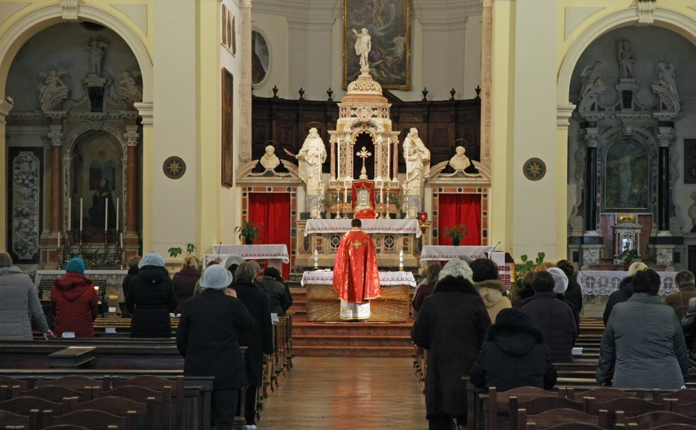 Religious Funeral Service (Catholic Funeral Mass)