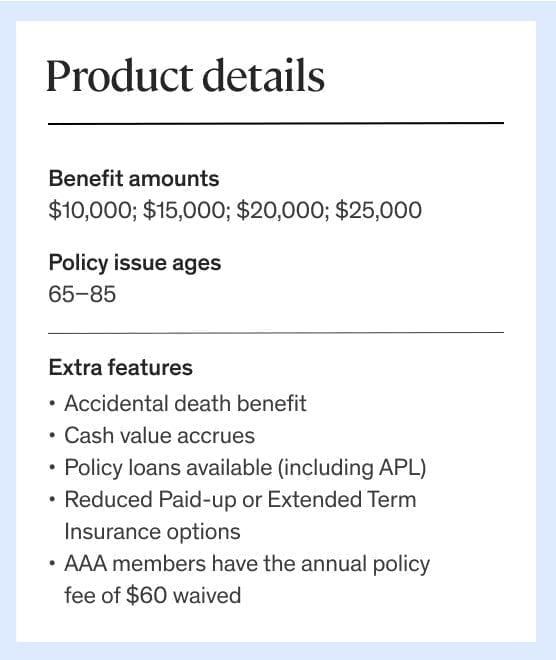 Ethos Whole Life Insurance